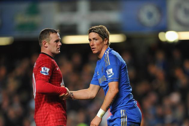 Chelsea Transfer News: Teaming Wayne Rooney with Fernando Torres Would Be Wise