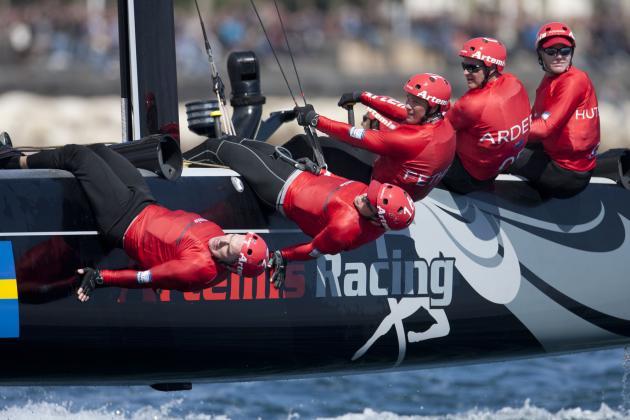 With Few Practices, Artemis to Start Racing