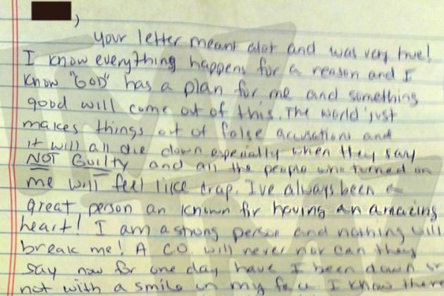 Aaron Hernandez's Letter from Jail Cost Gossip Site TMZ $18,000