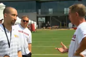 VIDEO: Shaka Smart covets RGIII's NFLspot