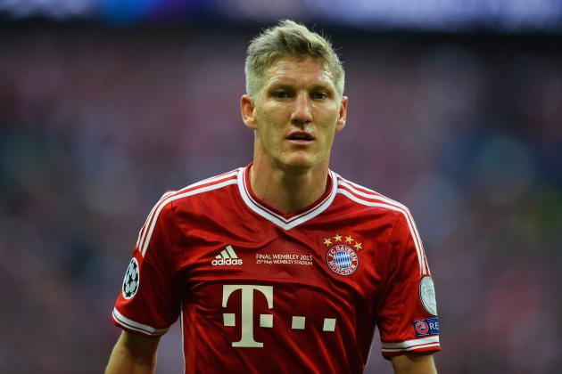 Manchester United Transfer News: Bastian Schweinsteiger Would Be Good Addition