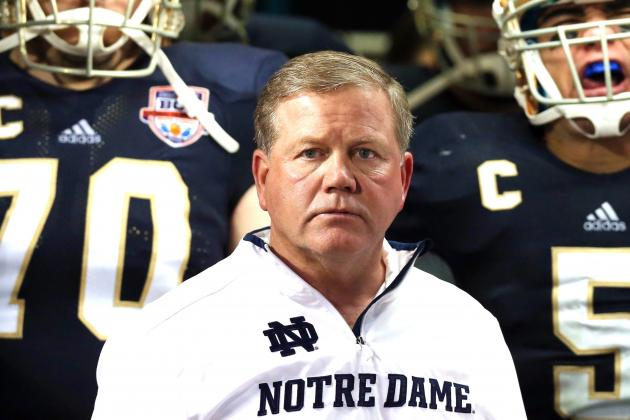 Notre Dame Planning a Return Trip to the BCS Championship Game