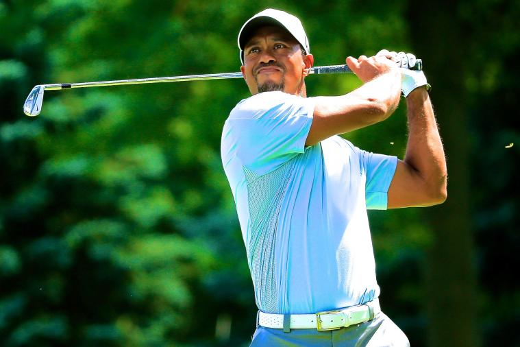 Tiger Woods at Bridgestone Invitational 2013: Day 3 Recap and Twitter Reaction