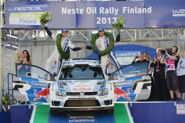 Neste Oil Rally Finland 2013: Recap of Final Stage and Results