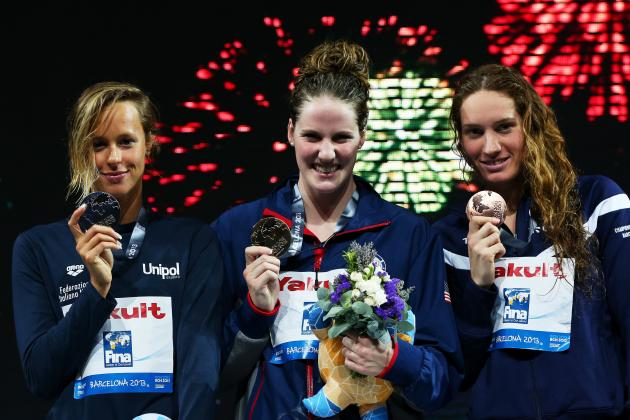 Missy Franklin's Showing at 2013 World Swimming Championships Proves Stardom