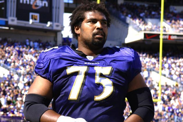 Jonathan Ogden: Remembering the Career of Legendary NFL Offensive Tackle