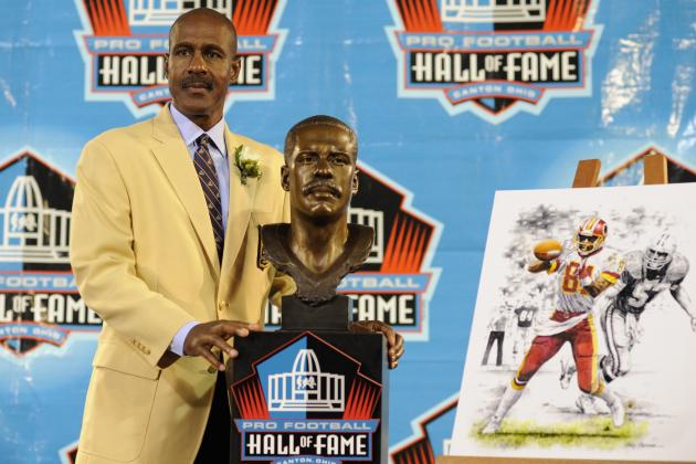 Five Years Ago: Redskins Art Monk and Darrell Green Enshrined into Hall of Fame