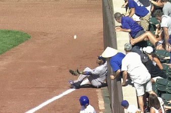 Yasiel Puig's Acrobatic Catches Are the Latest Additions to His Amazing Season