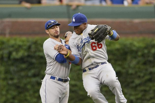 Dodgers Set Mark with 13th Road Win in Row
