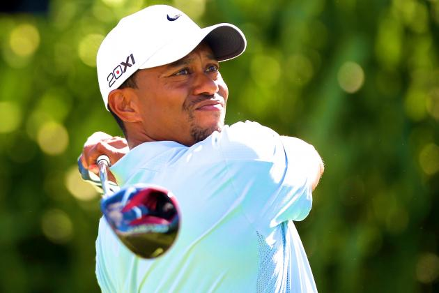 WGC-Bridgestone Invitational: Runaway Tiger Woods a Nightmare for the Field