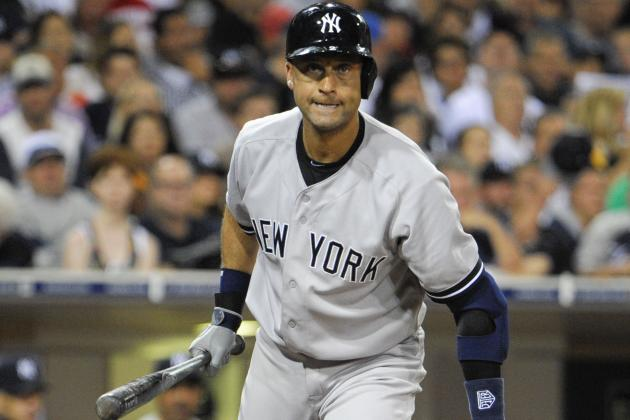 Derek Jeter Injury: Is This the New Normal for the Yankees Captain?