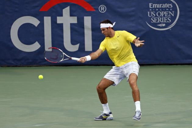 Citi Open Men's Singles Semis Match Suspended by Rain