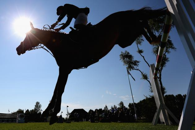 Royal International Horse Show 2013: Previewing Sunday's King George V Gold Cup