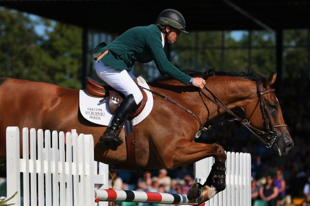Royal International Horse Show Results 2013: Breaking Down Saturday's Events