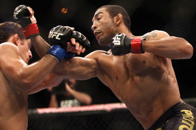 UFC 163 Live Results, Play-by-Play and Fight Card Highlights