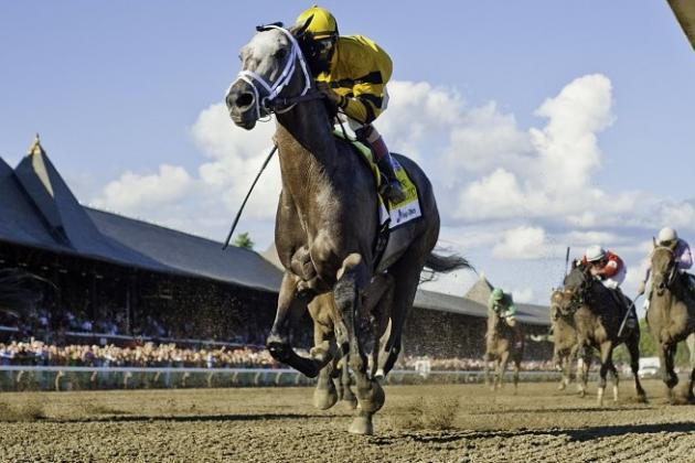 Cross Traffic Wire-to-Wire Winner at Whitney Invitational Handicap