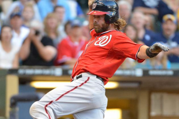 Jayson Werth Day-to-Day with Groin Injury