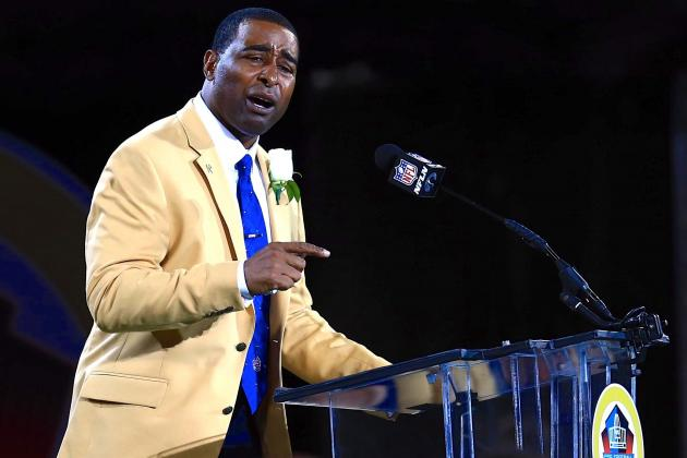 Pro Football Hall of Fame 2013: Ceremony Recap, Speech Highlights and More