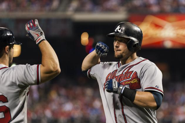 Atlanta Ups Win Streak to 9 in Thriller vs. Phillies