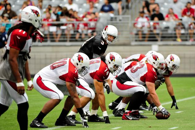 Arizona Cardinals Training Camp 2013: Red and White Practice Highs, Lows