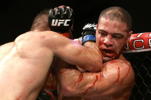 UFC 163: What We Learned from Thales Leites vs. Tom Watson