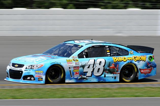 Pennsylvania 400 2013: Start Time, Lineup, TV Schedule and More