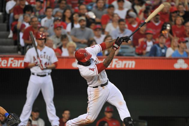 "Kendrick Hits ""Little League Home Run"" in Angels 7-3 Win over the Blue Jays"