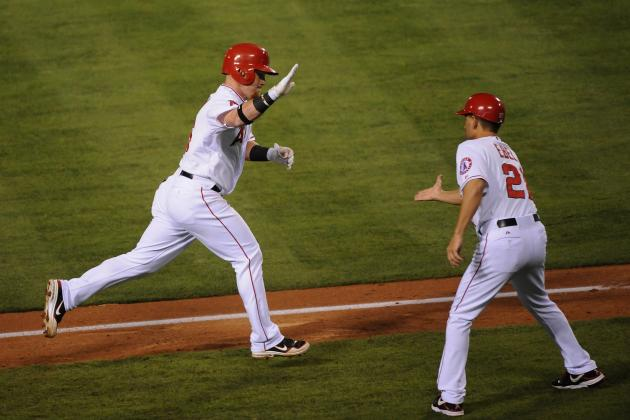 Angels Beat the Blue Jays 7-3