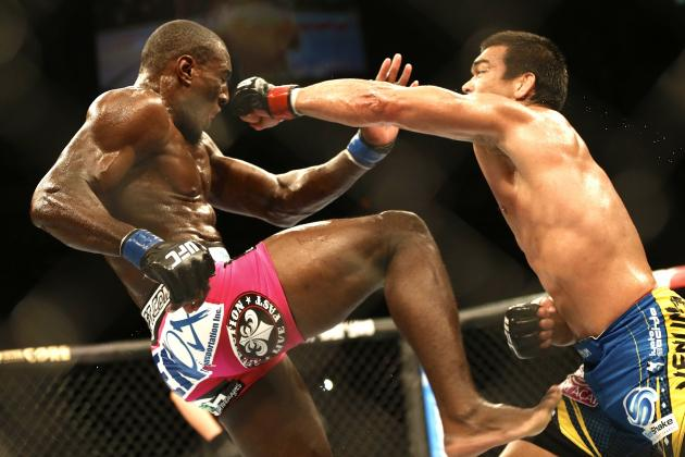 Lyoto Machida vs. Phil Davis: What We Learned from UFC 163 Co-Main Event