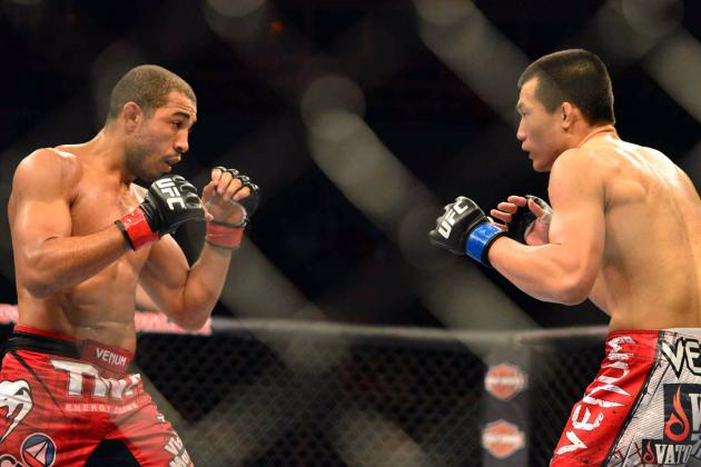 The Good, Bad and Strange from UFC 163