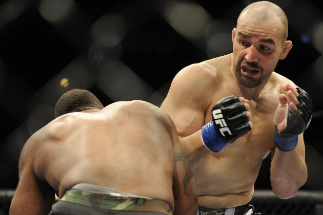 Glover Teixeira Gets Next Title Shot with a 'Strong Victory' over Ryan Bader