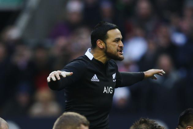 All Blacks Rugby: Piri Weepu Dropped for Rugby Championship