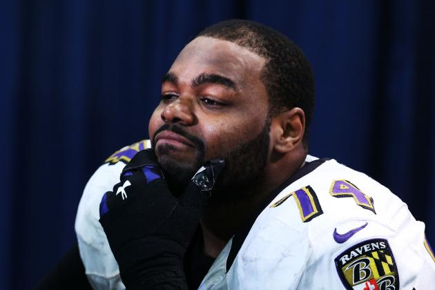 Oher Hopes for Permanent Home at Right Tackle