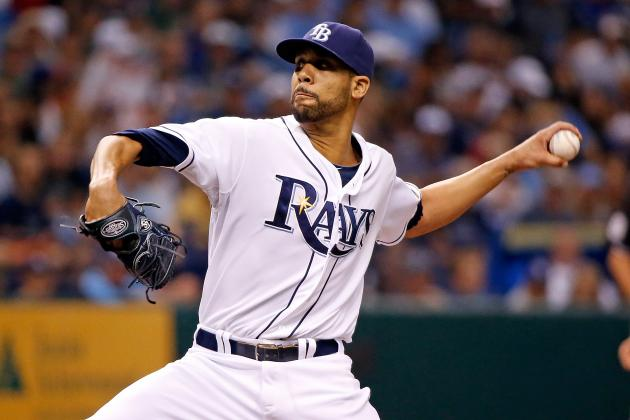 David Price Looking Like a Cy Young Pitcher Once Again for Tampa Bay Rays