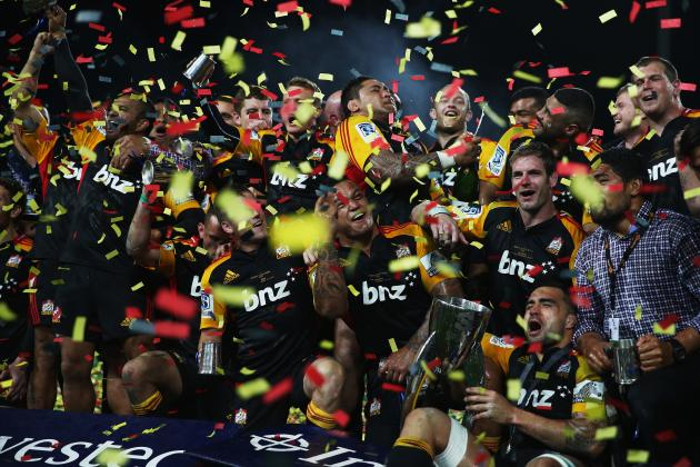 Super 15 Rugby Final 2013: Breaking Down Waikato Chiefs' Victory