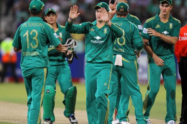 Sri Lanka vs. South Africa: Scorecard and Innings Recaps for 2nd T20