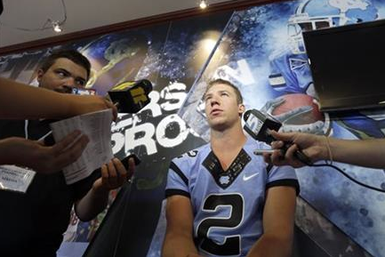 Renner Ready to Roll in UNC's High-Scoring Offense