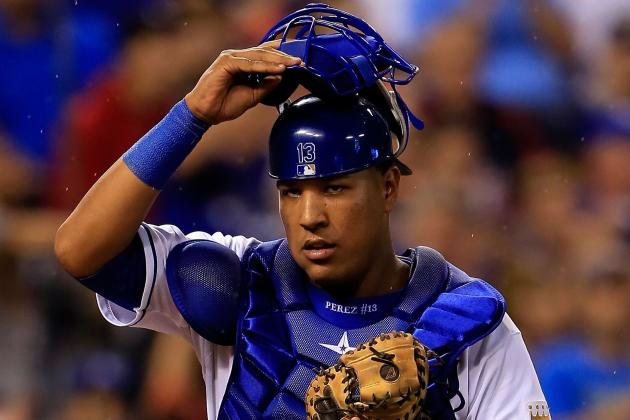 Salvador Perez Concussion: Kansas City Royals' All-Star C Placed on 7-Day DL