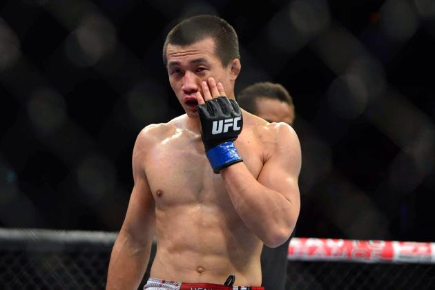 UFC 163: What Failed Fighters Must Do to Resurrect Careers