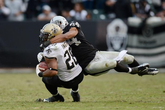 2013 NFL Fantasy Football Mock Draft 12th Rd Results: Mark Ingram Likely a Bust