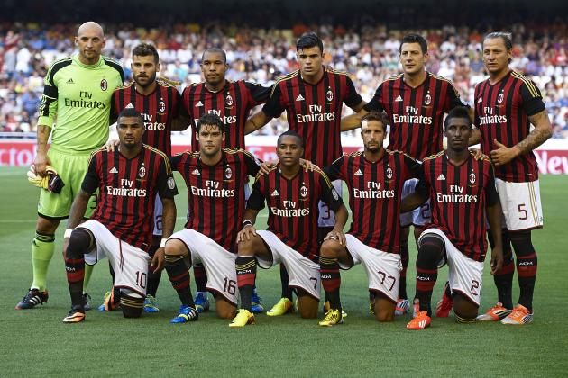 What We Can Learn from the AC Milan Preseason so Far