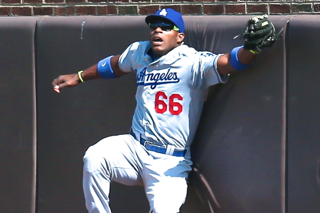 Yasiel Puig Must Improve Decision-Making to Reach Massive Potential