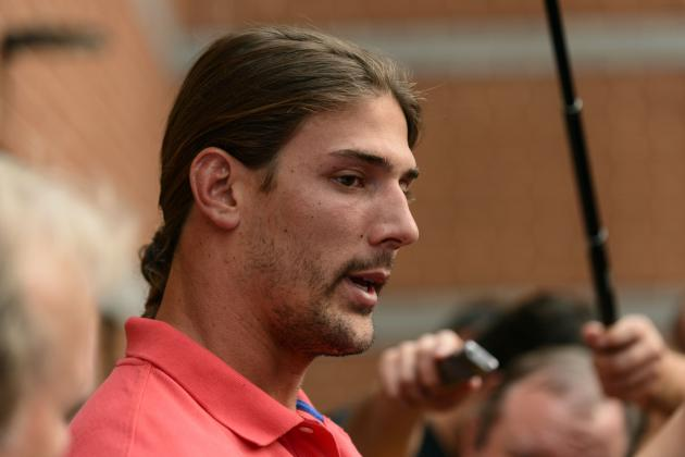 Riley Cooper Caught on Tape Saying Racial Slur at Kenny Chesney Concert