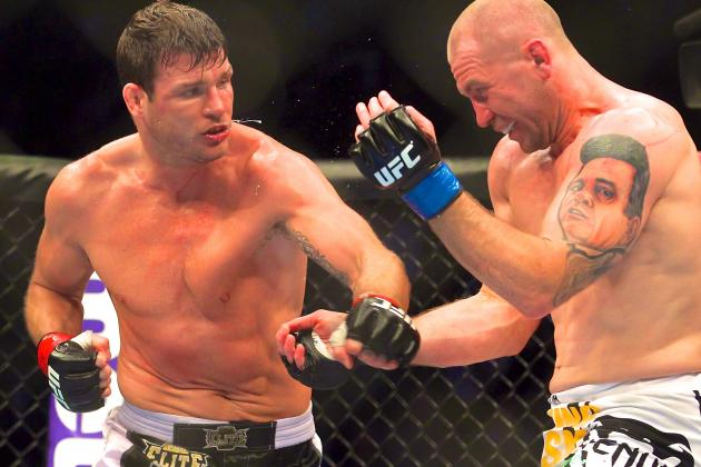 Bisping on Fox Sports 2 Fight with Munoz: I'm Going to Knock Him the F*** out