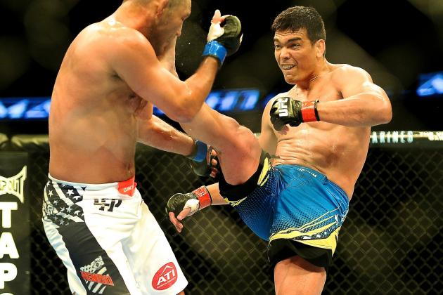 UFC 163 Results: Should Lyoto Machida Really Drop to Middleweight?