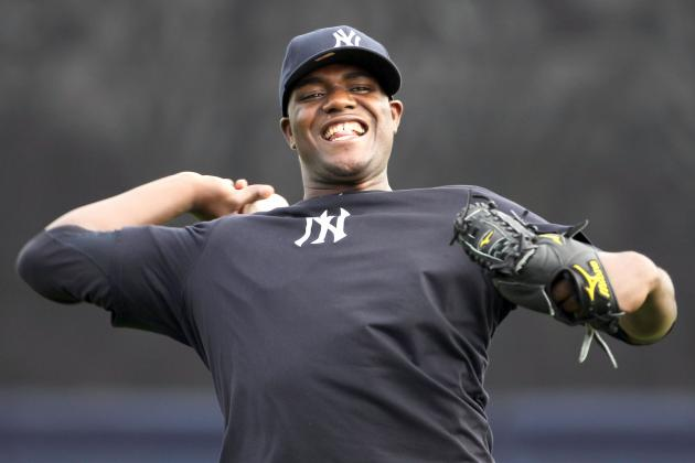 Michael Pineda to See Yankees Doctors After Experiencing Shoulder Stiffness