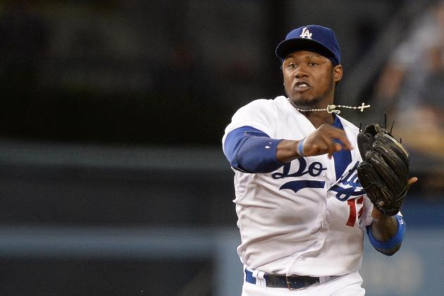 Hanley Ramirez Leaves Game After Tumbling over Brick Wall