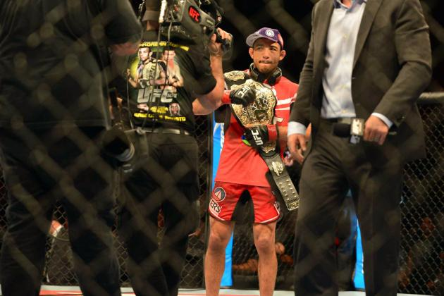 Aldo vs. Jung: Junior's Best Potential Opponents After Dismantling Korean Zombie