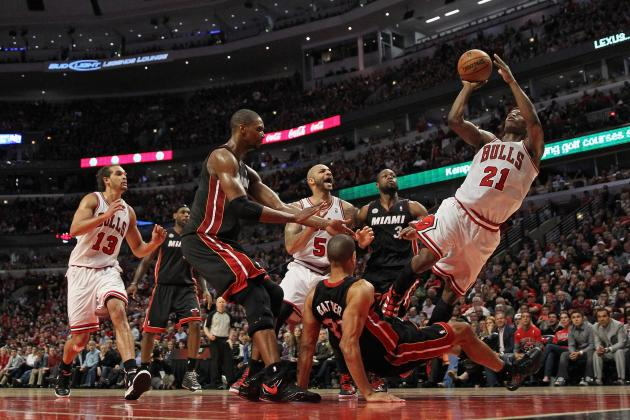 How Derrick Rose and Jimmy Butler Will Make Each Other Better