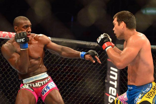 UFC 163 Results: Key Statistics from Phil Davis' Debated Win over Lyoto Machida